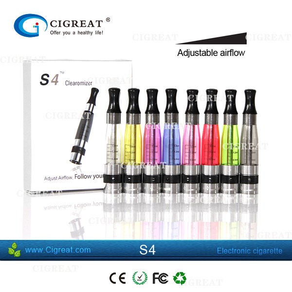 High Quality Rebuildable Atomizer atomizer Kraken clone S4 from alibaba