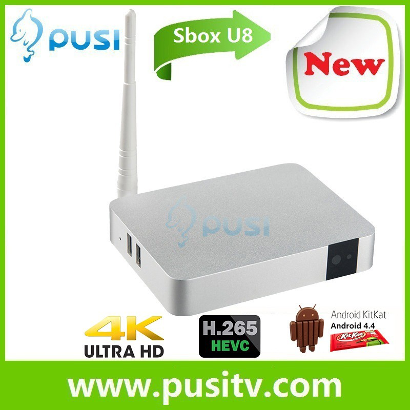 ODM/OEM Google Android TV Box / Rockchip3288 Quad Core 2GB/8GB Android4.2