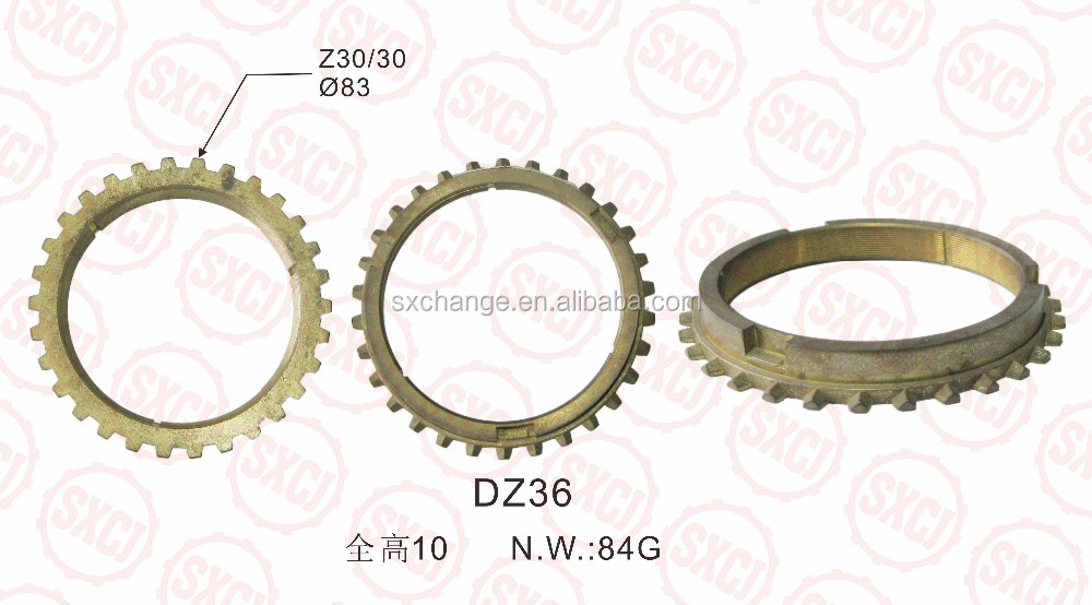 SYNCHRONIZER RING 5-33265-007-0