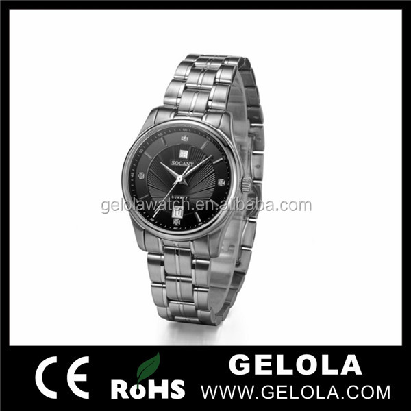 Alibaba Express Japan Movt Watch Stainless Steel Black,Fashion Swiss Made Watch Stainless Steel,Fashion Lady Watch China
