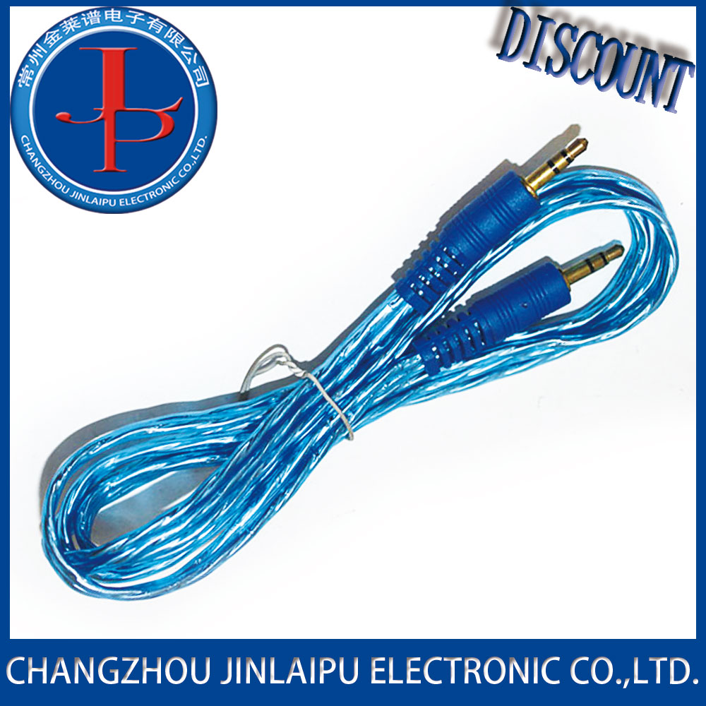 JINLAIPU connect audio/video db9 to rca cable Exported Worldwide