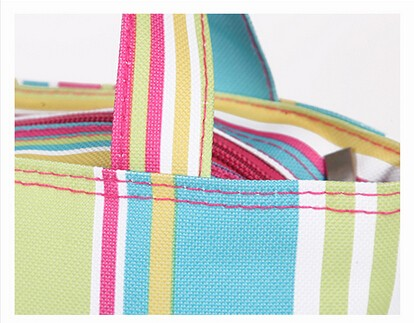 promotional lunch picnic shoulder cooler bag