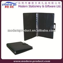pu leather certificate folder