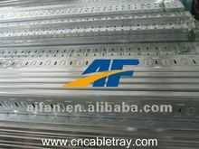 high quality perforated steel cable tray sizes