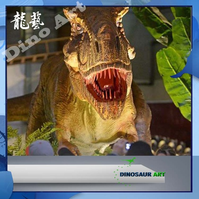 China manufacturer animated animatronic artificial dinosaur for sale