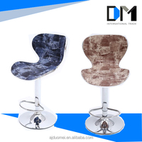 Wholesale High Back Jeans Leather Bar Chair China/ Bar Stool Indian/Dining Chair