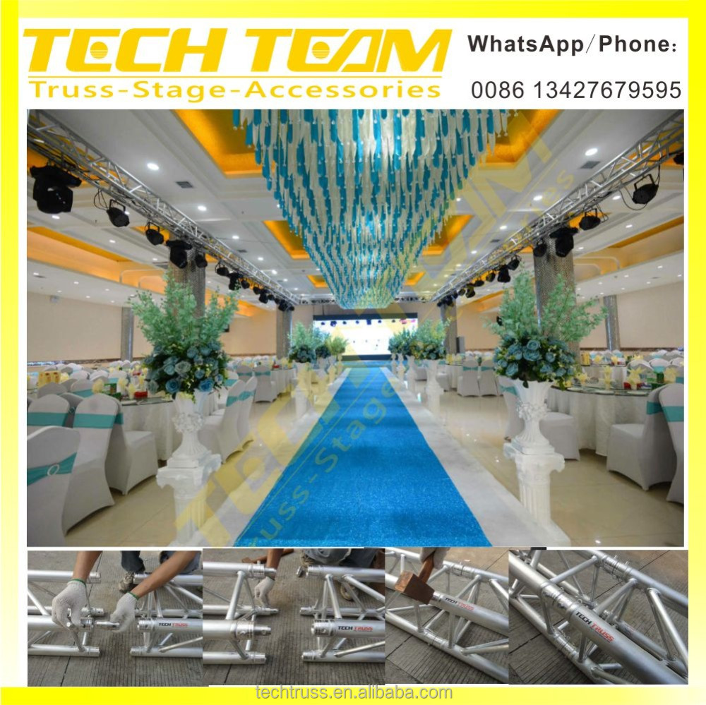 Factory Price Stage Lighting Truss / ceiling lighting truss system