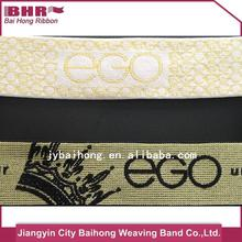 nylon/polyester jacquard elastic ribbon with low price