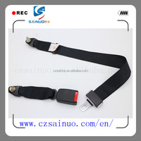 Factory Direct Hot selling simple two dot safety seat belt