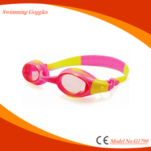 Factory wholesale kids transparent cheapest swim goggles with free sample