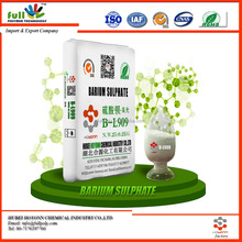 Natural Barium Sulfate high gloss paint grade brite powder