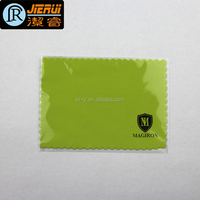 printed Logo Microfiber Eyeglasses Cleaning Cloth Supplier