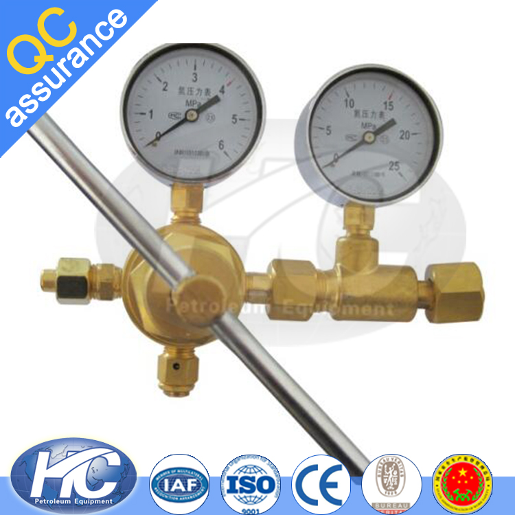 Factory direct sell digital gauge / needle guage / bourdon tube pressure gauge made in china