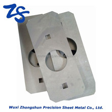 Brand new 316 stainless steel sheet metal brackets sheet metal bent part galvanized sheet metal processing with low price