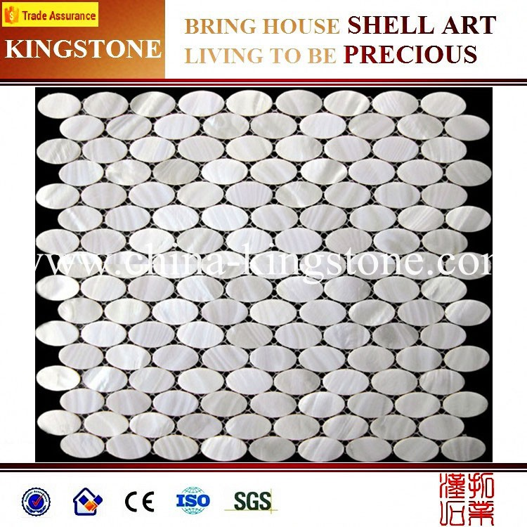 China comfortable mother of pearl shell mosaic tile buyer price