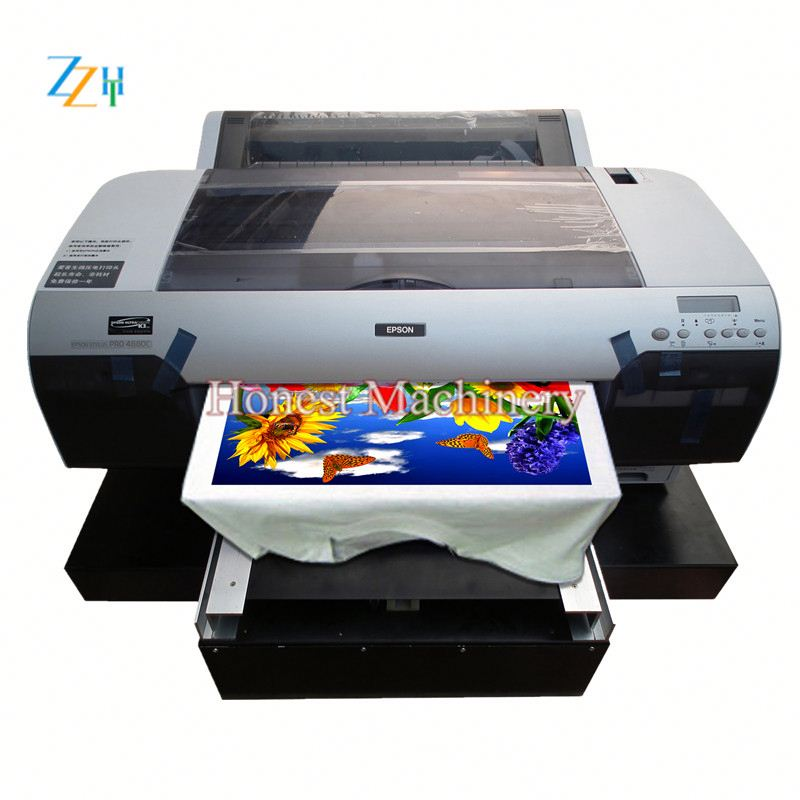 8 Color T-Shirt Silk Screen Printing Machine/Laser Printing Machine For T-Shirt