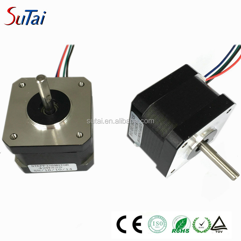 China hybrid 1.8degree nema 17 reprap 3d printer stepper motor ST42H325
