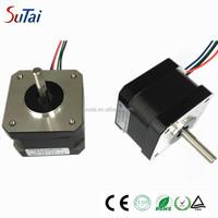 China hybrid 1.8degree nema 17 reprap 3d printer stepper motor ST42H325