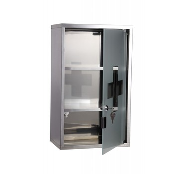 Stainless Steel Wall Mounted Medicine Cabinet