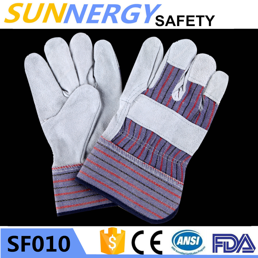 Modern design work gloves wholesale price industry construction mining use OEM brands