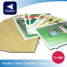 OEM Custom Very Cheap Full Colour Matte Paper Postcard