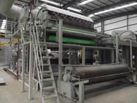 tissue / toilet paper machine line