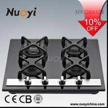 2015 Hot selling kitchen appliance cooking equipment 4 burner gas cooker parts for electric rice cooker