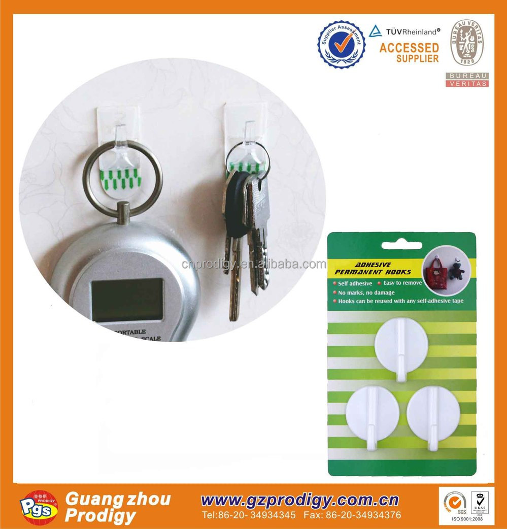 PS material plastic spring snap hook