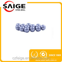 AISI1010 1.2mm solid low carbon forged steel ball