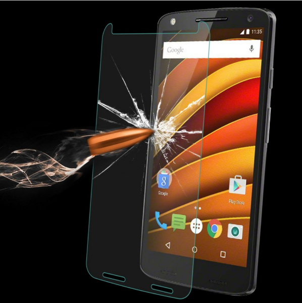 G4Plus Anti-Explosion 9H Tempered Glass For Motorola Moto X XT1080 E E2 G4 Plus X Play X Force Screen Protector