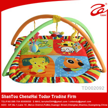 Baby toys 2015,Baby play gym,plush baby play mat
