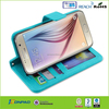 Leather flip case for samsung galaxy e7