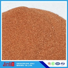 natural colored silica sand
