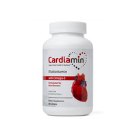 Multivitamin iron and calcium supplement brands made in USA