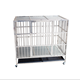 Lize Fold Stainless Steel Dog pet fold Cage