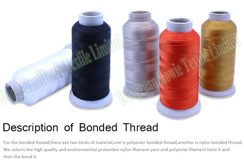 All Purpose Bonded Nylon Sewing Thread Wholesale For Sewing Ballon ...