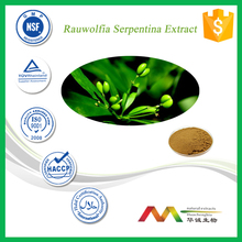 Chinese Manufacturer Supply Rauwolfia Serpentina Root Extract