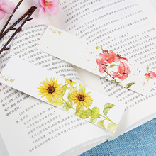 Personalized Fashion Color Paper Bookmark Printing