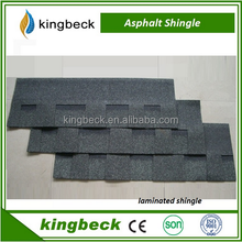 Thailand market Brand new fiberglass asphalt roofing shingles with high quality