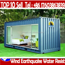quick build 1 bedroom mobile homes, prefabricated houses
