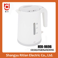 1.0L small home kitchen appliance electric plastic water kettle