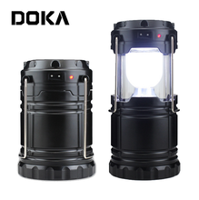 Best Selling 6 LED Rechargeable Compact Ultra Bright Solar Lantern