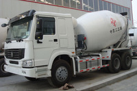 Used Sinotruk Howo 6x4 small concrete mixer truck european quality mixer truck hot sale in Asia, South Ameria and Africa
