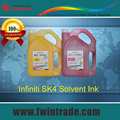 For large format printer with spt 510 35pl head solvent ink msds sk4 ink