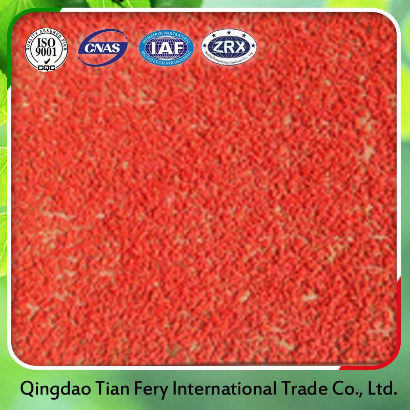 Organic Dried Goji Berries For Decoration