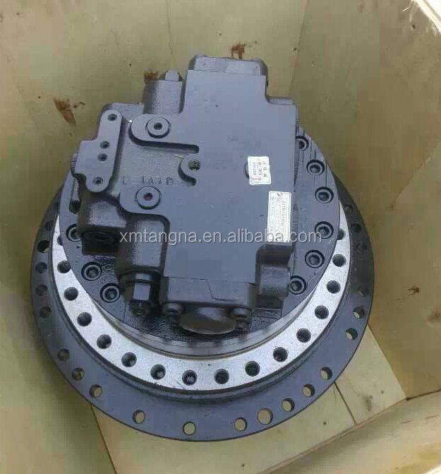 mini excavator Nabtesco GM06VA,TM06,PC45,PC58,SK45,SK50UR-3 travel motor,PC50 PC55 final drive,reduction case,gearbox assy