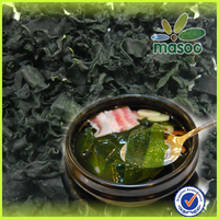 Healty and green wakame of NON-GMO thailand crispy seaweed/kelp seaweed