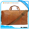 Factory wholesale OEM Large travel handbag Leather duffel tote bags