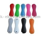 Silicone cable winder smart wrap