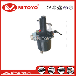 nitoyo mc828265 long type truck brake booster for canter